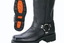 Men's Boots / Men's cruiser, leather and street boots