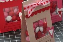Gift boxes and packaging / Gift wrapping and presentation ideas.