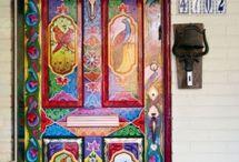 Portas/Türen