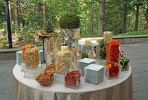 Table nibble feast ideas