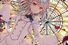 illustration / illustration/anime/comics/game