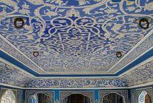 Arquitectura azul
