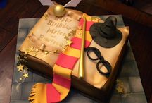 Cakes - Harry Potter