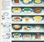 Corning Ware / Magazine Advertisements featuring Corning Ware! Enjoy these vintage ads! And remember to visit www.magazine-advertisements.com to view, download, or print the Full-Size image! / by Advertisement Gallery