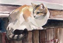ART:  Cats