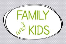 FAMILY & KIDS / by Allyson @ All Our Days