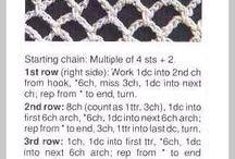 knitting/ crochet  / by Jenna Krumpos
