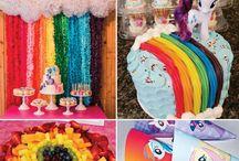 A pony party