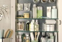 Organizing / avoiding a mess, storing excess & doing more with less. / by Rachel Danger