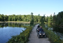 ATV Trips / Some of the awesome scenery we see while ATVing