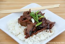 Beef Recipes / We love beef at our house so I'm always looking for new ways to make it.