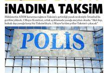 2014 Mayıs - Manşetler