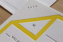 Stationery Motion / Hot stationery from all over the world - vintage, letterpress, and more. / by Colleen Star Koch