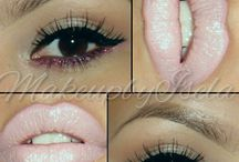 Make Up / by Leia Steffas