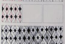 Tangle Patterns II