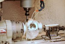 Our CNC machines / For best precision and quality...