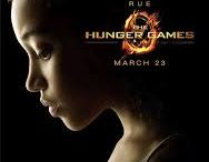 The Hunger Games - Rue / This is about Rue in the Hunger Games