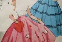 Valentines 1950 style