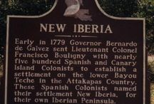 new Iberia / by DeAnna Granger
