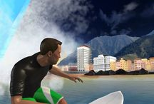 The Surfer PS3 / Just a few screens and short movies from our console surfing game The Surfer
