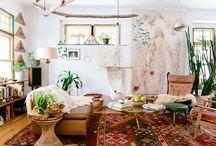 Decoration hippie