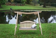 Kyokusen / Our Kyokusen Curved Oak Swing Seat
