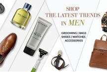 Men / Explore the widest range of footwear, handbags, accessories for men. Checkout the products exclusively for men from the most privileged brands.