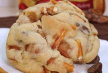 Cookies / A collection of sweet and savoury cookie recipes.