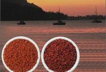 Alaea Sea Salt / Mineral rich sea salt from Hawaii