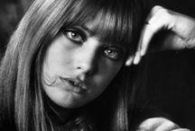 Jane Birkin / Pic's from Jane Birkin, 60's Icon. I love your style <3