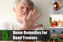 Hand Tremor Natural Herbal Remedies