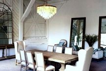 Dining Rooms {rustic}