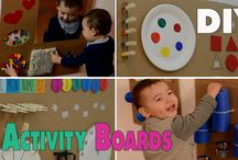 Sensory Activities Toddlers & Preschoolers / by WXXI Education