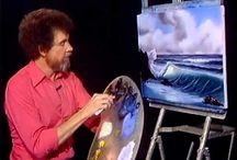 Bob Ross Videos / Painting