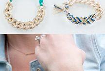 DIY Jewelry / by Kelly MacDonald
