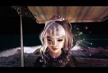 VIDEO ART - Glasz DeCuir - Second Life