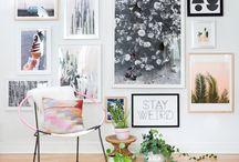ROOMS / Home decor