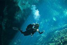 scuba ´diving- potápění