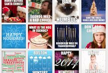 Holiday Memes / Festive memes to celebrate the 2013 winter holiday season!