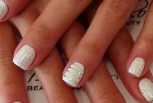 Wedding Nails / Make sure your nails look the best on your wedding day!