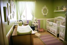 Nursery / by Lauren Preskitt Hall