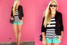 2012 Spring/Summer Wardrobe / by Erica Benner