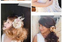 hair make up nails / by NATASHA BOWMAN