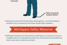 How to Take Safety from Arc Flash [Infographics]