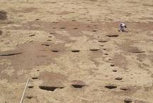 Maisons néolithiques