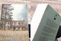A Lanky ház halott / Demeter Norbert első horror regénye