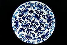 Platos cerámica / Platos artesanales de cerámica