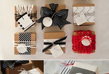wrapping and packaging / great ideas for wrapping gifts and do creative packaging