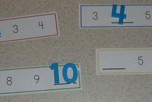 Rekenen: tellen en getalbegrip