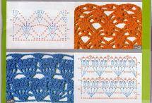 bellas cosas en crochet